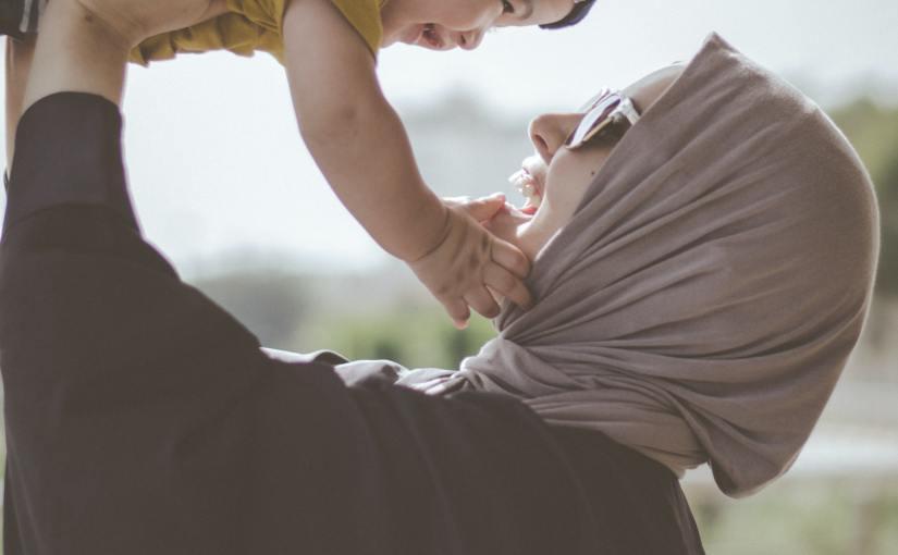 Motherhood and faith